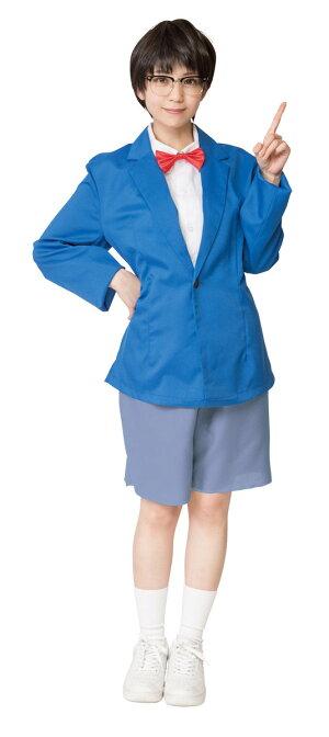 おぼっちゃん小学生仮装男女兼用名探偵コナン衣装コスプレ小学生コスチューム江戸川コナンなりきりキャラユニセックスパーティー変装