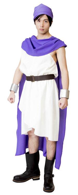 勇敢な旅人衣装なりきりキャラ変装コスプレドラクエドラゴンクエストパーティー仮装ユニセックスコスチューム男女兼用