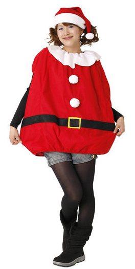 モコモコサンタ クリスマス クリスマス コスプレ コスチューム サンタ サンタクロース 衣装