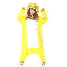 SZJ-2745 ライオン アニマル(動物)着ぐるみ どうぶつ キャラクター パジャマ 大人用 女性 仮装 変装 コスプレ