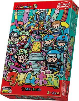 タイムボムカードゲームボードゲームパーティ盛り上げお祝いお誕生日プレゼントギフト贈り物