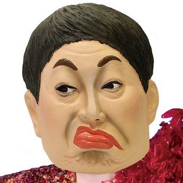 さそり座の男 なりきりマスク コロッケ 爆笑変身マスク 宴会 仮装 芸人 タレント かぶりもの パーティーグッズ 仮装衣装