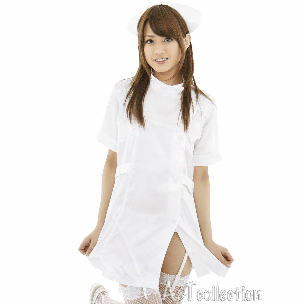 【メール便対応1個まで】お願いナース Lサイズ ナース服 コスプレ衣装 コスプレナース 看護婦 コスチューム