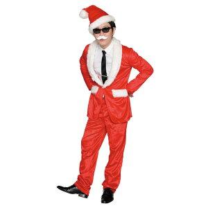 11月上旬入荷予約送料無料/スタイリッシュサンタ/サンタ衣装コスチュームクリスマス仮装