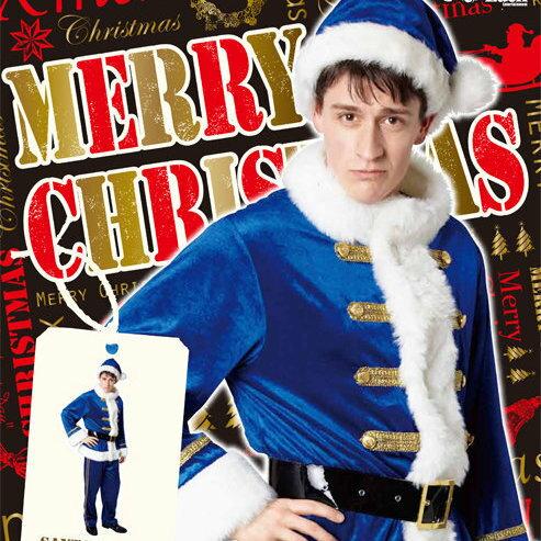 サンタプリンス クリスマス コスプレ コスチューム サンタ サンタクロース 衣装