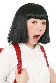 【メール便対応1個まで】カツランド おかっぱちゃん パーティーグッズ かつら 金太郎 コスプレ ウィッグ 時代劇 昔話 仮装 変装 お笑い芸人