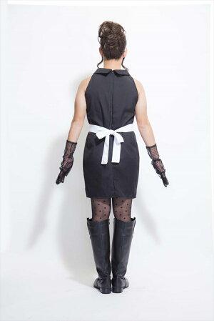 5月下旬発売予約/プリュムオムクラシックメイドPLUMEHOMMEコスチューム仮装余興パーティーグッズ女装