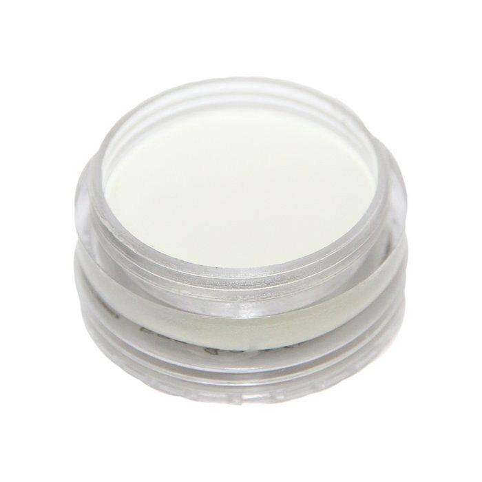 【メール便対応5個まで】米国シネマシークレット社製 1/8oz. クリームメイクアップ ホワイト Cream Makeup White (0.125oz/7g) CC037 白