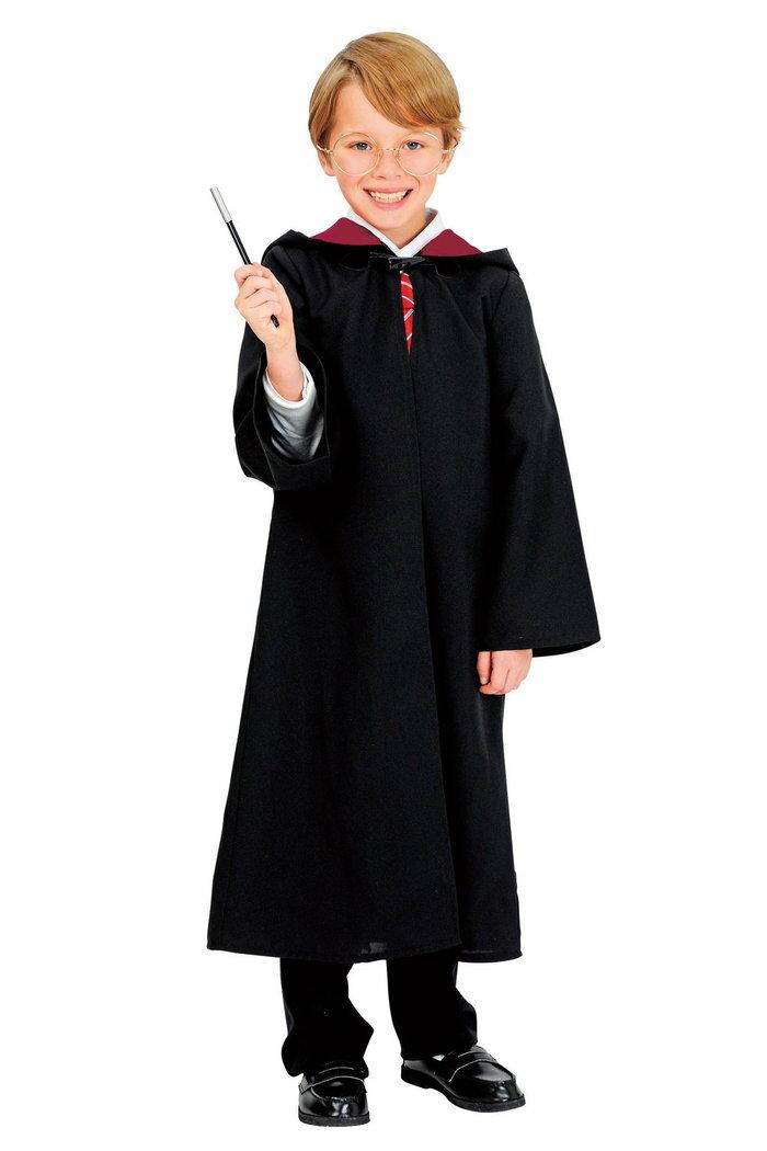 キッズ魔法学園ローブ キッズ 女の子 男の子 ハリーポッター 仮装 コスプレ コスチューム 変装 魔法使い 衣装 ハロウィン