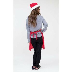 11月中旬入荷予約サンタエプロンサンタクロース衣装コスチュームクリスマスコスプレ