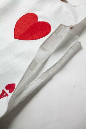 8月下旬入荷予約ハロウィン仮装衣装コスチュームイージーHALOWEENハートトランプ