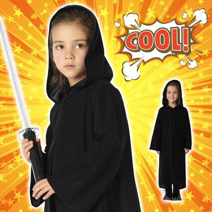 ブラックローブ kids キッズ ハロウィン 衣装 ガールズ ボーイズ ハロウィン 仮装 衣装 コスチューム コスプレ