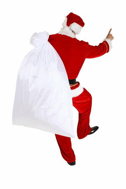 サンタ袋特大 クリスマス コスプレ 家族クリスマス コスチューム サンタ サンタクロース 衣装