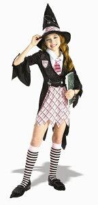 在庫限り チャームスクールウィッチ 子供 キッズ 女の子 衣装 変装 ハロウィン 魔女 仮装 コスチューム