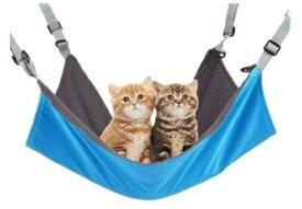 猫 用 ハンモック 夏冬兼用 リバーシブル 3色
