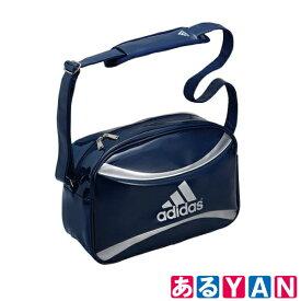 アディダス エナメルボールバッグ AE01NSL 紺 39×26×16cm サッカー4・5号球用 モルテン 新品 送料無料