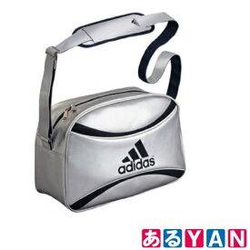 アディダス エナメルボールバッグ AE01SL シルバー 39×26×16cm サッカー4・5号球用 モルテン 新品 送料無料