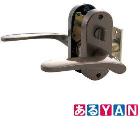 マツ六 取替用 表示錠 10678 ブロンズ MJ20シリーズ レバーTOレバー アルミ合金製 木製ドア用 浴室・トイレ ゲートレバー 新品 送料無料