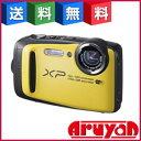 【新品】デジタルカメラ FX-XP90 Y イエロー FinePix 防水 1,640万画素 富士フイルム FUJIFILM [送料無料]【…