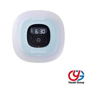 【YG】オムロン ねむり時間計 HSL-003T -G グリーン Sleep Design Lite 体内時計を整える オムロン OMRON 新品 送料無料
