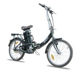 電動自転車(モペット版)E-BIKE20 折りたたみタイプ 24V12AH大容量バッテリー 20インチ