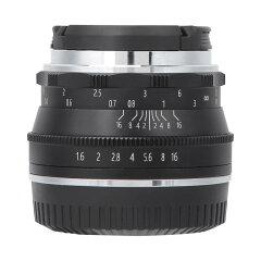 HOKUTO単焦点レンズ35mmF1.6キャノン用レンズEOSMマウントCANON用キャノン用EOSMマウント単焦点レンズ