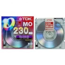 MO-R230MA TDK 3.5MO 230MB Macフォーマット 1枚 デスクトップケース