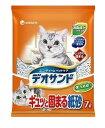 【ユニチャーム】猫砂 デオサンド 紙砂 (容量:7L)