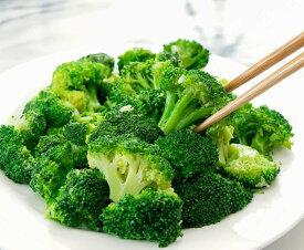 冷凍カットブロッコリー10kg(500g×20袋) IQF急速個別凍結 人気商品 簡単 時短 冷凍 野菜 カット野菜