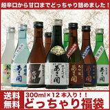 【送料無料】岩手の酒蔵あさ開お酒どっちゃり福袋