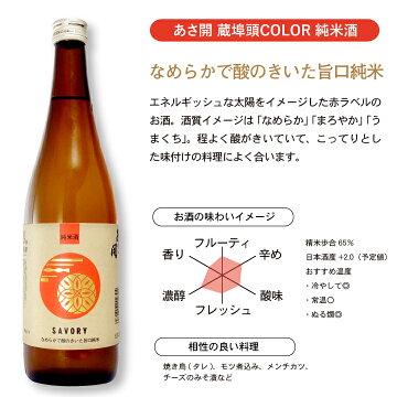 蔵埠頭COLOR純米酒