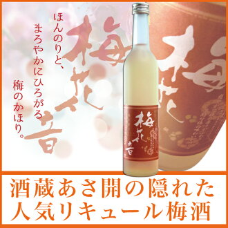 : Iwate's Association Award, Japan sake brewery Granny gifts open sound of Plum (ume) 500 ml new year gifts gifts gifts birthday sake sake in Tohoku