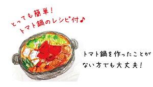 【送料無料】九州産のトマト鍋セット九州野菜9種類+博多華味鳥むね肉2kg+ヤギシタハムのベーコン+大分産トマトピューレ付【051016】