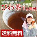 びわの葉茶 1か月分 30袋入 無農薬 びわ茶 福岡県産 ゆうパケット限定で送料無料