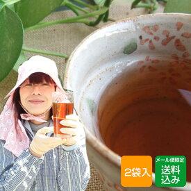 びわの葉茶 1か月分 30袋入 無農薬 びわ茶 福岡県産 メール便