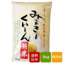 ミルキークイーン無洗米 5kg一等米 熊本県産 令和元年産