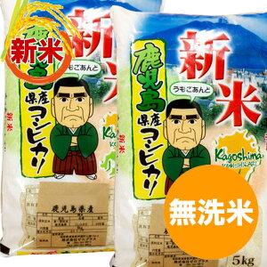 鹿児島コシヒカリ 無洗米 10kg 令和2年産