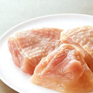 とり肉 鶏ムネ肉 華味鳥 2kg入 7〜8枚入 鶏肉 鶏むね肉 業務用 九州産 クール便