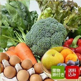 野菜と卵、果物付きセット 野菜つめあわせ 九州野菜 お取り寄せ グルメ お歳暮 ギフト
