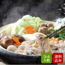 水炊き 鍋 九州野菜付き 3-4人前 鍋セット はかた一番どり 鍋パーティー お歳暮 ギフト 送料無料