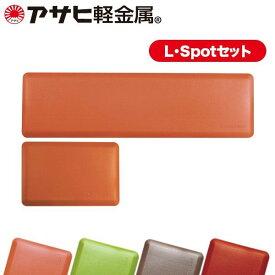 「ドクターマット(L)(Spot)セット」スポット 厚手 抗菌 撥水 ギフト [アサヒ軽金属公式ショップ]