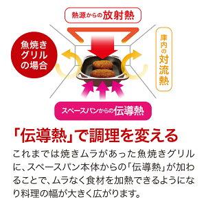 「スペースパン特割ダブルセット」(グリルパン)[アサヒ軽金属公式ショップ]