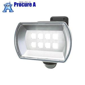 ダンケ 4.5Wワイド フリーアーム式LED乾電池センサーライトE42150▼123-0088(株)ムサシ