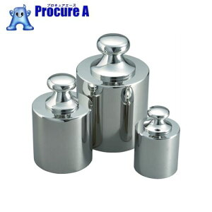 ViBRA 円筒分銅 50g F2級F2CSB50G▼392-4122新光電子(株)