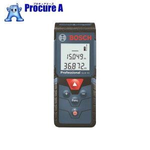 ボッシュ レーザー距離計 測定範囲0.15〜40m GLM40 ▼495-4882 ボッシュ(株)