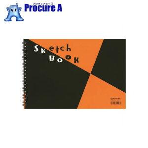 マルマン B5E スケッチブック 図案印刷シリーズ S140 ▼207-2122 マルマン(株)