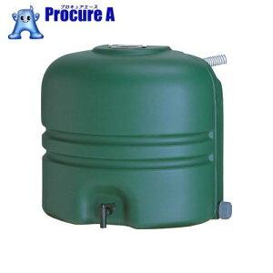 コダマ 雨水タンク ホームダム110L RWT−110 グリーン RWT-110-GREEN ▼797-3560 コダマ樹脂工業(株) 【代引決済不可】