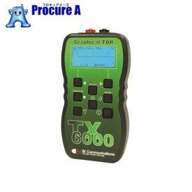 グッドマン TDRケーブル測長機TX6000 TX6000 ▼836-2901 (株)グッドマン【代引決済不可】