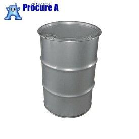JFE ステンレスドラム缶オープン缶KD200L▼291-9176JFEコンテイナー(株)【代引決済不可】【送料都度見積】※車上渡し
