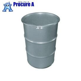 JFE ステンレスドラム缶オープン缶KD020B▼787-5096JFEコンテイナー(株)